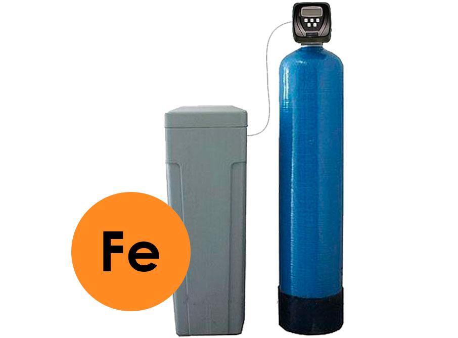 компактний фільтр знезалізнення води для квартири