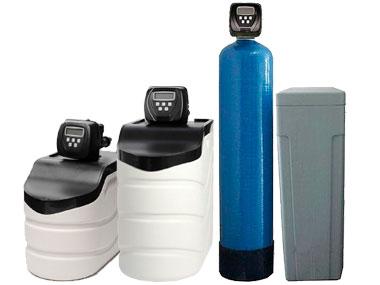 фільтр помякшення води