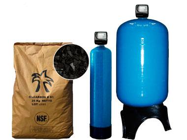 фільтр з вугіллям для очистки води
