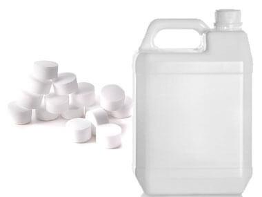 Реагенти і таблетована сіль